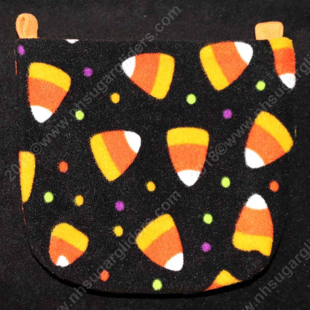 Candy Corn Cage Pouch - Regular Size