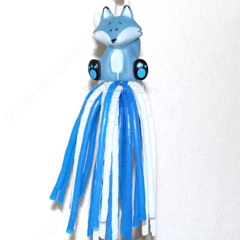 BLUE FOX DANGLER TOY