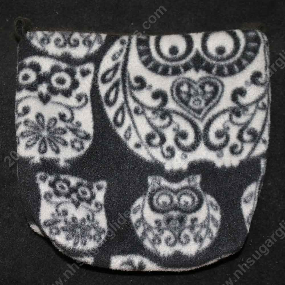 Grey Owls Cage Pouch - Regular Size