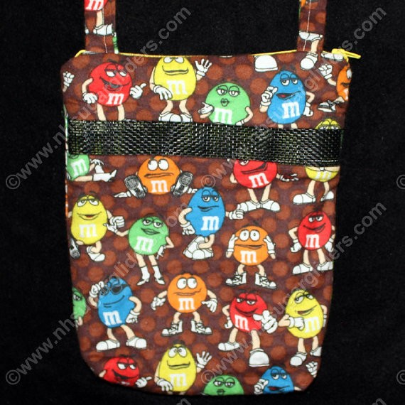 Chocolate Dudes Carry & Bonding Pouch