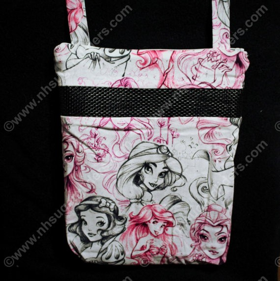 Princess Sugar Glider Carry & Bonding Pouch