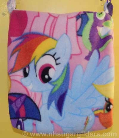 Pony Friends 2 Cage Pouch - Large Size