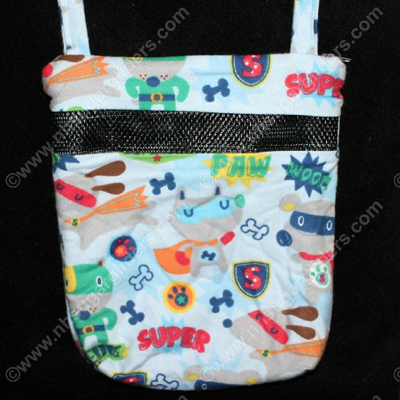 Super Dog Carry & Bonding Pouch