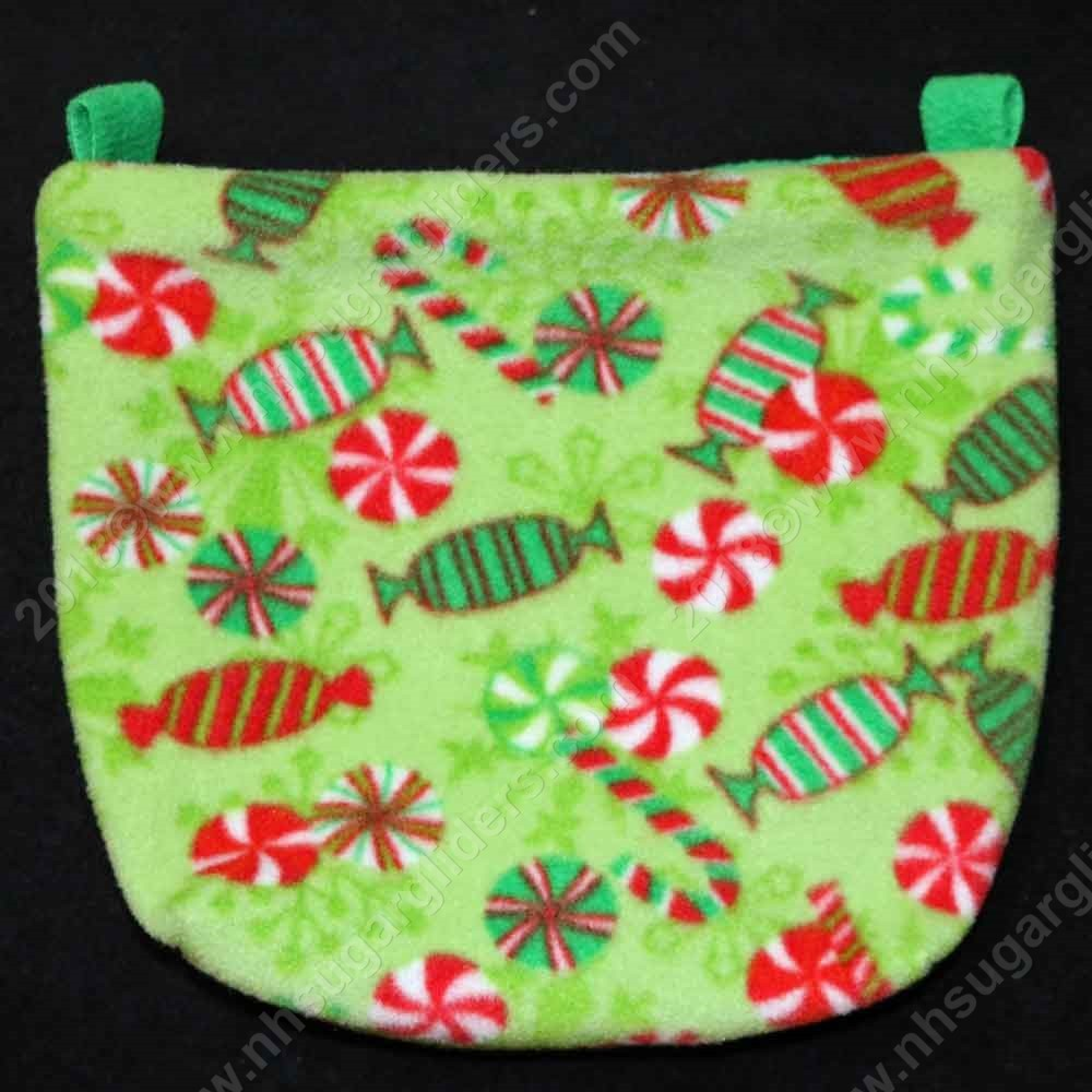 Christmas Candy Cage Pouch - Regular Size