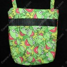 Kermie Frog Carry & Bonding Pouch