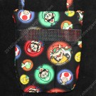Mario Circles Sugar Glider Bonding Bag Pouch