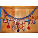 Dangler Chain - Patriotic Bears