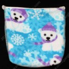 Polar Bear Cage Pouch - Regular Size